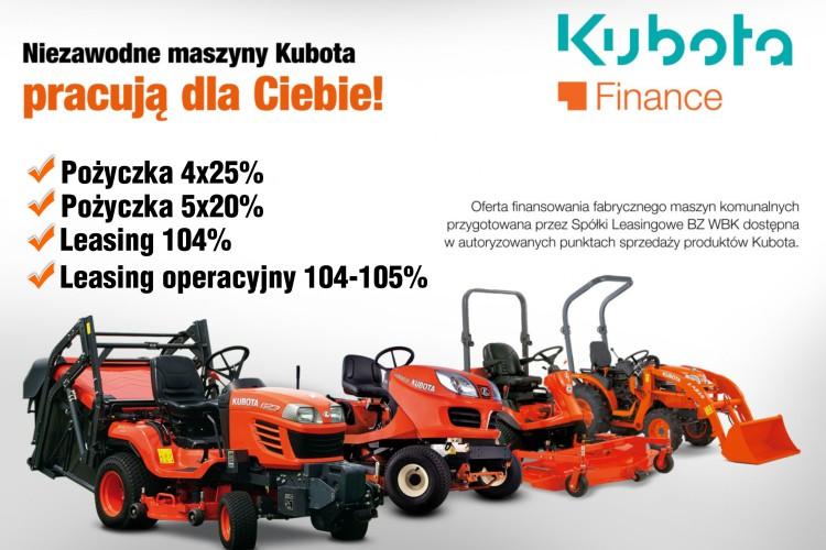 Kubota-finansowanie